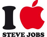 I love Steve Jobs