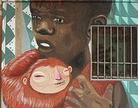 Mural PRIMO + K2MAN*