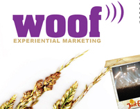 Just Eat Pitch - Woof Marketing