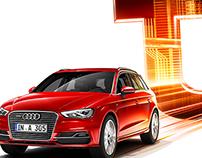 Audi tron Full CGI