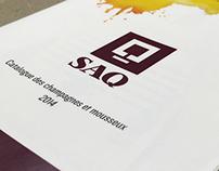 Catalogue SAQ