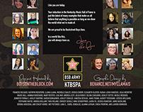 Kentucky Music Hall of Fame 2015
