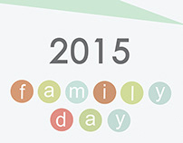 Whitdel Arts - Family Day Workshop Jan-June 2015 Events