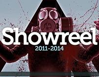 Showreel Motion Design 2011-2014