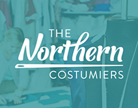 The Northern Costumiers - Branding