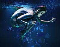 photoshop work - Underwater