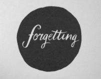 Forgetting - Illustrated Book