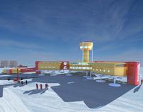 Antarctic, new scientifc base