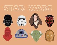 STAR WARS Characters