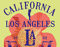california golf club vector art