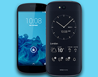 YOTAPHONE 2 - Official Wallpapers