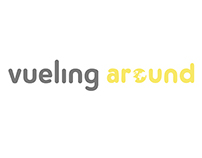 Vueling Airline Campaign Logo Design