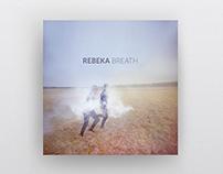 REBEKA Breath EP cover & poster