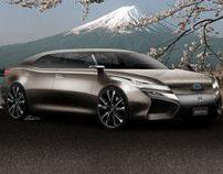 Toyota Crown Majesta Concept