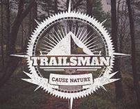Trailsman Branding