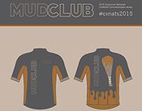 MUDCLUB CX Jersey