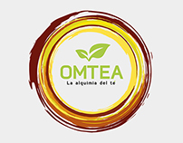Branding Sommelier Tea - Omtea