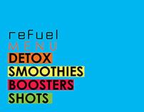 Refuel | Juice Bar