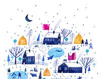 Christmas Card / KONICA MINOLTA