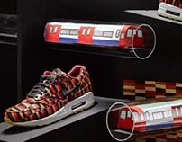 Nike X Roundel by London Underground