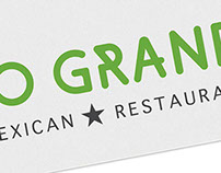 Rio Grande Mexican Restaurant - Logo Refresh
