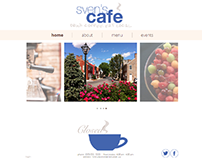 Sven's Cafe Website