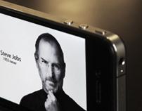 Steve Jobs Consolation