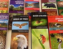 """""""Pocket Naturalist"""" Guides for Waterford Press"""