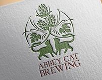 Abbey Cat Brewing Logo