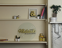 Whitelocks // Signwriting & Gilding