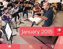 Calendar 2014 - 2015 | Escola Americana de Campinas