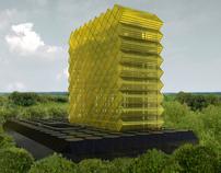 Building for bouwkunde - Tu Delf
