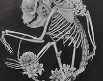 "Cadáveres Habitables (Serie) - ""Howler Monkey"""
