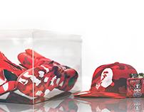 LouisliciouStore SneakerPorn Vietnam 2015 Teaser Set