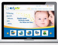 Kids products company website