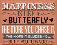 Happiness II Print