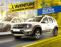 Dacia Duster Baroudeur