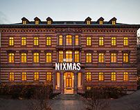MERRY NIXMAS / S&V