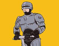 Segway Robocop