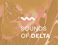 Branding / SOUNDS OF DELTA