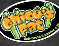 Chico's Fat Menu Board
