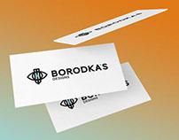 Borodka's Designs - New logo