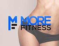 More fitness - Logo