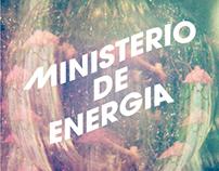 Album Cover / Ministerio de Energía - DOT