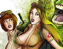 Ghostbustin' Girls