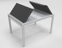 Extendable Table