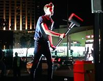 Dubaï Festival Of Light - HI Striker