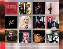 MapleStar Music & Media - Website