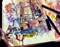 Sketchbook : Talents Archive Exhibiton