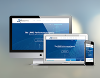 LRMG Website Redesign